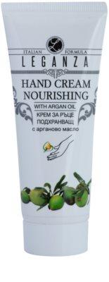 Leganza Argan Oil hranilna krema za roke