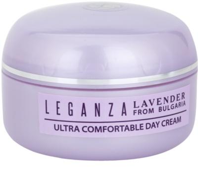 Leganza Lavender crema de si nutritiva si hidratanta