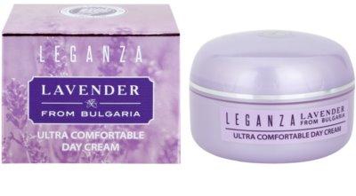 Leganza Lavender crema de si nutritiva si hidratanta 1