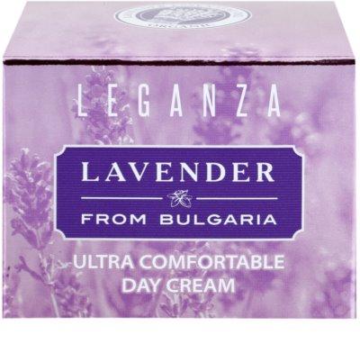 Leganza Lavender crema de si nutritiva si hidratanta 2