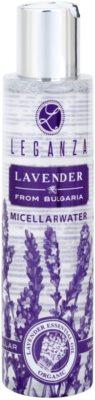 Leganza Lavender apa pentru  curatare cu particule micele