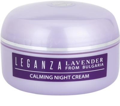 Leganza Lavender Beruhigende Nachtcreme