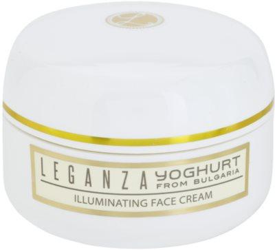Leganza Yoghurt crema iluminadora de día