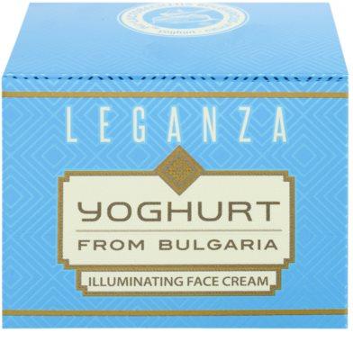 Leganza Yoghurt aufhellende Tagescreme 2