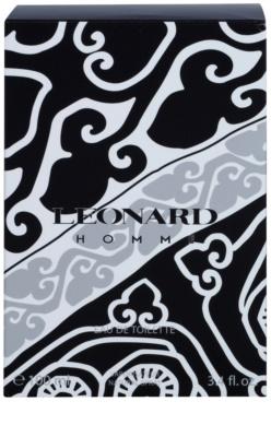 Leonard Leonard Homme Eau de Toilette para homens 4