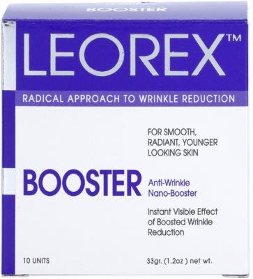 Leorex Booster masca pentru fata antirid 3