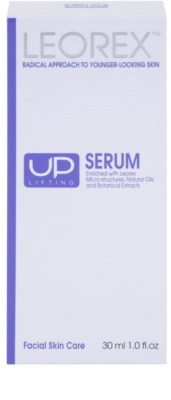 Leorex Up Lifting lifting serum za obraz 2