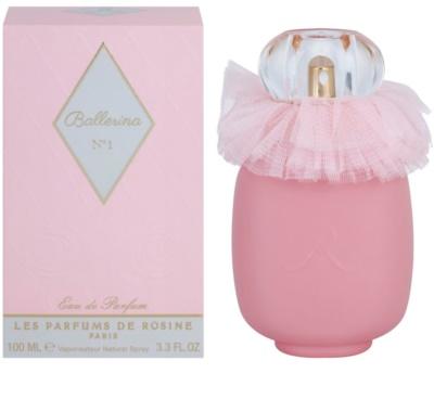 Les Parfums de Rosine Ballerina No. 1 Eau de Parfum para mulheres
