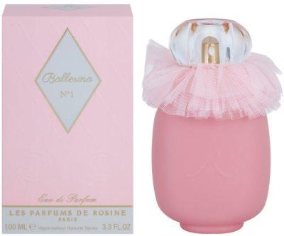 Les Parfums de Rosine Ballerina No. 1 woda perfumowana dla kobiet
