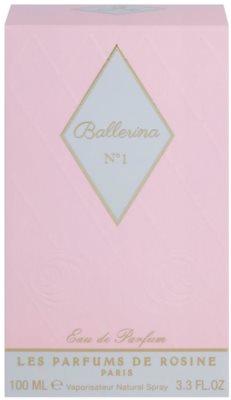 Les Parfums de Rosine Ballerina No. 1 Eau De Parfum pentru femei 4