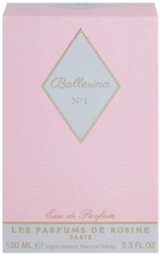 Les Parfums de Rosine Ballerina No. 1 woda perfumowana dla kobiet 4