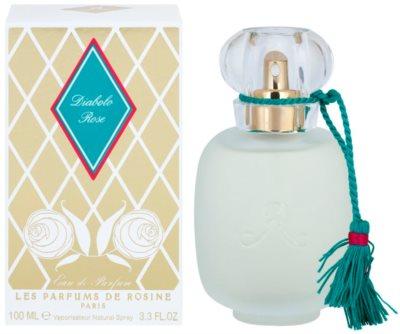 Les Parfums de Rosine Diabolo Rose parfémovaná voda pro ženy
