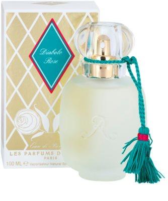 Les Parfums de Rosine Diabolo Rose eau de parfum nőknek 3