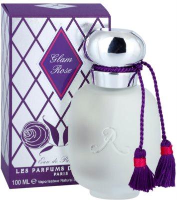 Les Parfums de Rosine Glam Rose парфумована вода для жінок 3
