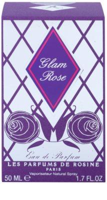 Les Parfums de Rosine Glam Rose parfémovaná voda pre ženy 4