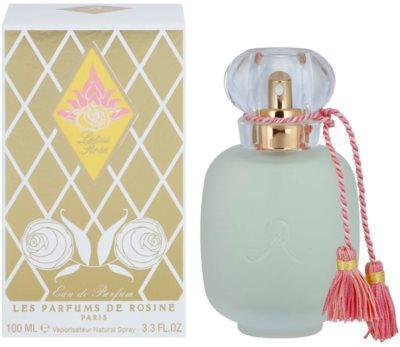 Les Parfums de Rosine Lotus Rose parfémovaná voda pro ženy