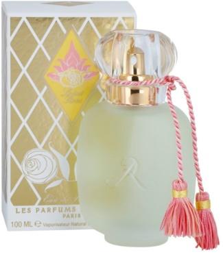 Les Parfums de Rosine Lotus Rose Eau de Parfum für Damen 3