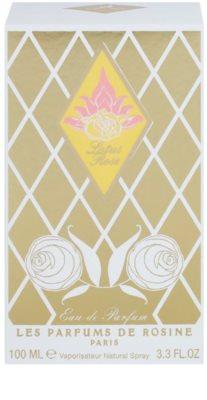Les Parfums de Rosine Lotus Rose Eau de Parfum für Damen 4
