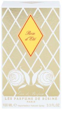 Les Parfums de Rosine Rose d´Eté parfémovaná voda pro ženy 4