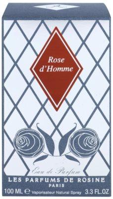 Les Parfums de Rosine Rose d´Homme Eau De Parfum pentru barbati 4