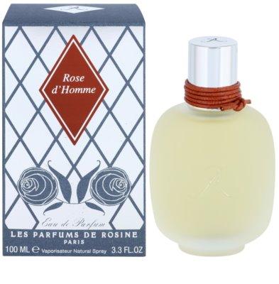 Les Parfums de Rosine Rose d´Homme parfémovaná voda pre mužov