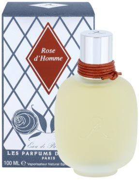 Les Parfums de Rosine Rose d´Homme Eau De Parfum pentru barbati 1