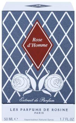 Les Parfums de Rosine Rose d´Homme parfém pre mužov 4