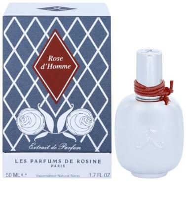 Les Parfums de Rosine Rose d´Homme parfém pro muže