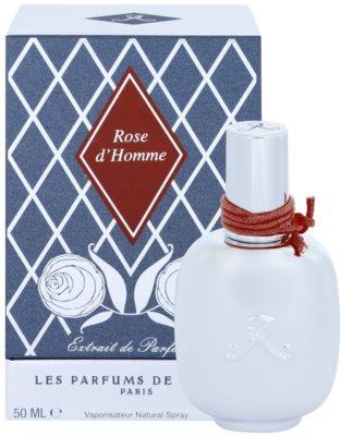 Les Parfums de Rosine Rose d´Homme parfém pre mužov 1
