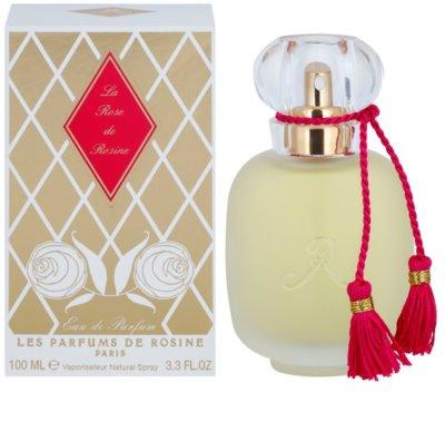 Les Parfums de Rosine La Rose de Rosine Eau de Parfum para mulheres