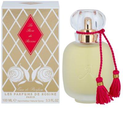 Les Parfums de Rosine La Rose de Rosine parfémovaná voda pro ženy