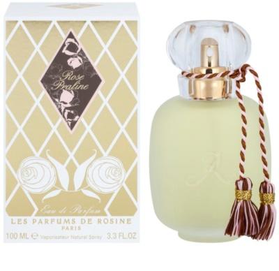 Les Parfums de Rosine Rose Praline Eau de Parfum für Damen