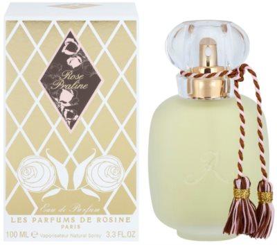 Les Parfums de Rosine Rose Praline Eau de Parfum para mulheres