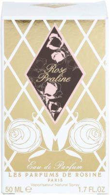 Les Parfums de Rosine Rose Praline eau de parfum teszter nőknek 4
