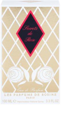 Les Parfums de Rosine Secrets de Rose парфумована вода для жінок 4