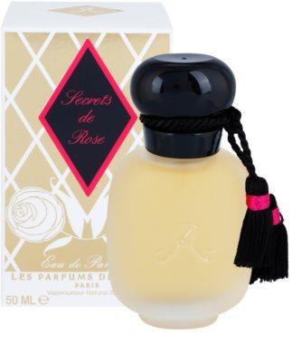 Les Parfums de Rosine Secrets de Rose eau de parfum nőknek 1