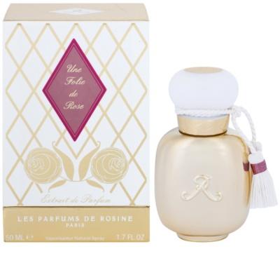 Les Parfums de Rosine Une Folie de Rose parfüm nőknek