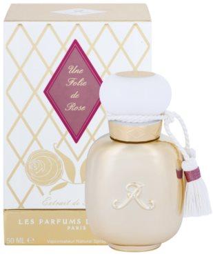 Les Parfums de Rosine Une Folie de Rose Parfüm für Damen 1