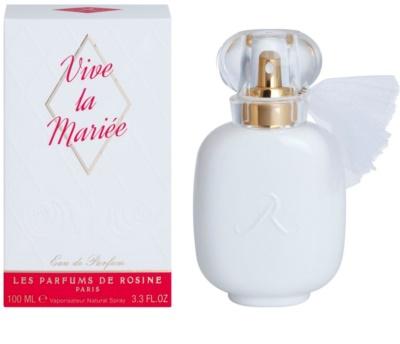Les Parfums de Rosine Vive la Mariée Eau de Parfum para mulheres