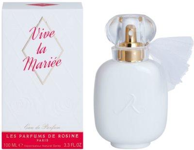 Les Parfums de Rosine Vive la Mariée Eau De Parfum pentru femei