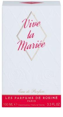 Les Parfums de Rosine Vive la Mariée Eau de Parfum für Damen 4