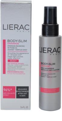 Lierac Body Slim festigendes Körperöl gegen Zellulitis 2