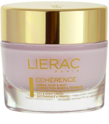 Lierac Cohérence Tages- und Nachtscreme gegen Falten