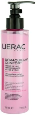 Lierac Démaquillant очищаюче молочко для сухої шкіри