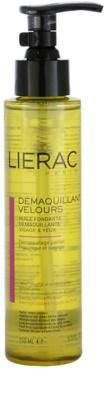 Lierac Démaquillant олио за премахване на грим за всички типове кожа на лицето