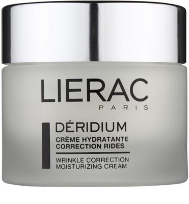 Lierac Deridium dnevna in nočna vlažilna krema proti gubam za normalno do mešano kožo