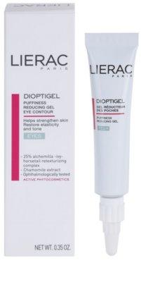 Lierac Diopti Augengel gegen Schwellungen und Augenringe 1