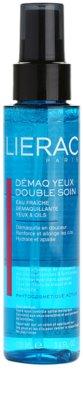 Lierac Démaq Yeux agua limpiadora hidratante para ojos