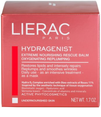 Lierac Hydragenist SOS Balsam de regenerare Oxi impotriva imbatranirii pielii 3