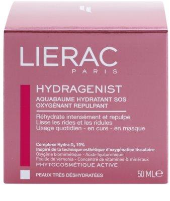 Lierac Hydragenist intenzivní okysličující balzám proti stárnutí pro dehydratovanou pleť 4